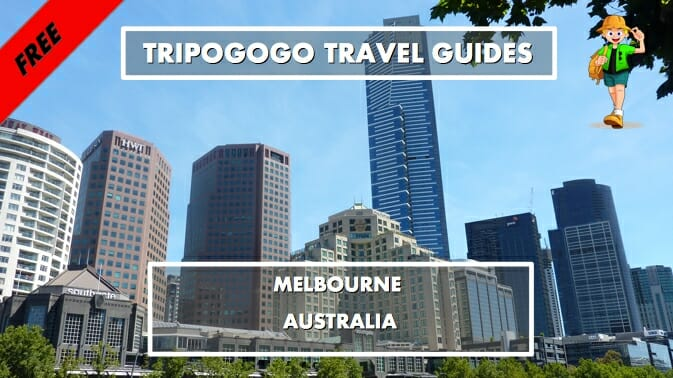 Melbourne - Free PDF Travel Guide Book