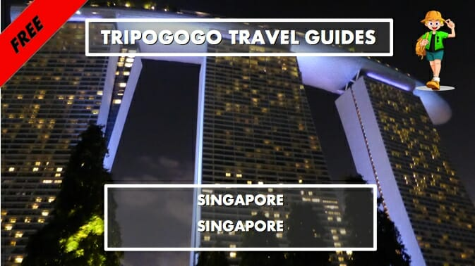 Singapore Free PDF Travel Guide Book