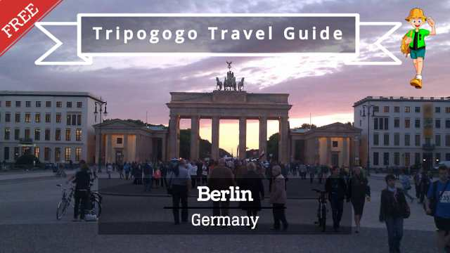 Berlin Germany - Free PDF Travel Guide Book