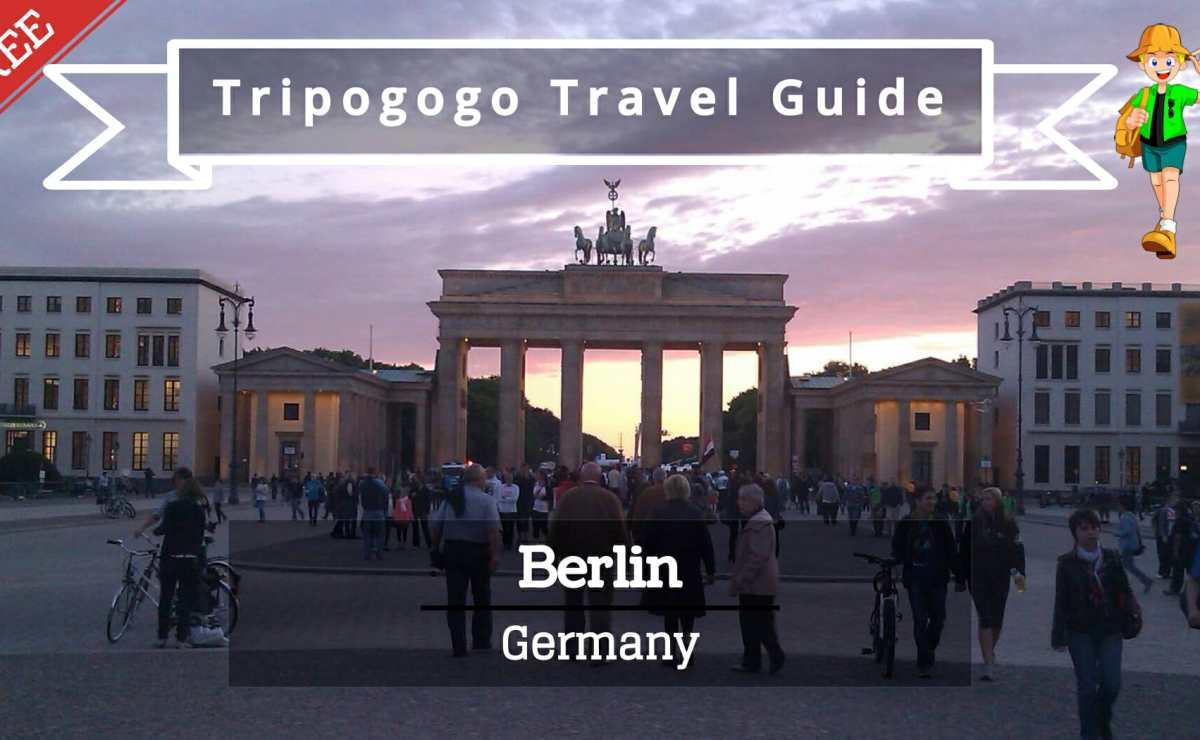 Berlin Germany - Free PDF Travel Guide Book