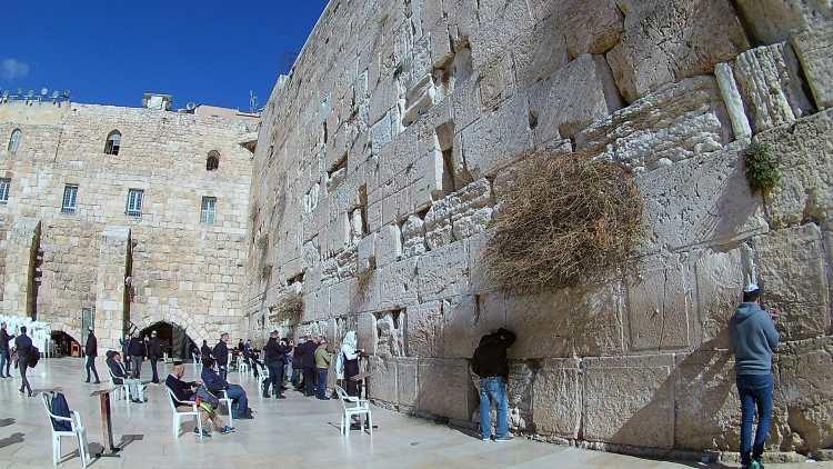 The Western Wall, Wailing Wall, Kotel
