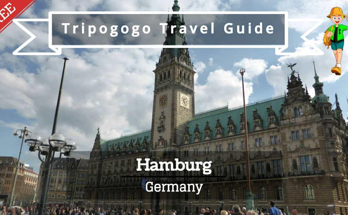 Hamburg Germany Free PDF Travel Guide