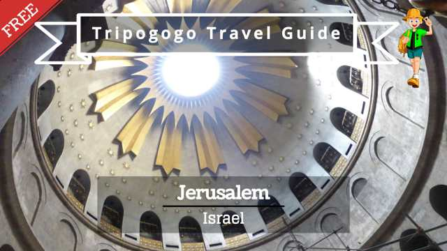 Jerusalem Israel Free PDF Travel Guide