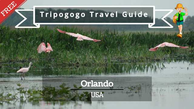 Orlando, USA – Free PDF Travel Guide Book