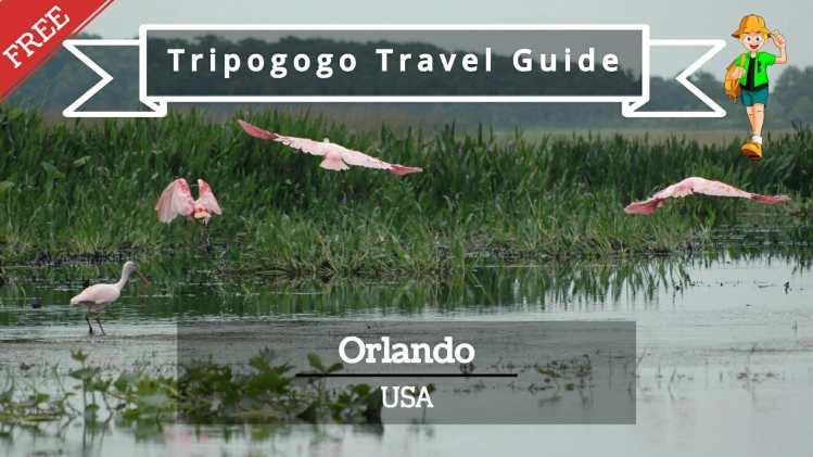 Orlando, USA – Free PDF Travel Guide Book