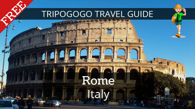 Rome, Italy – Free PDF Travel Guide Book