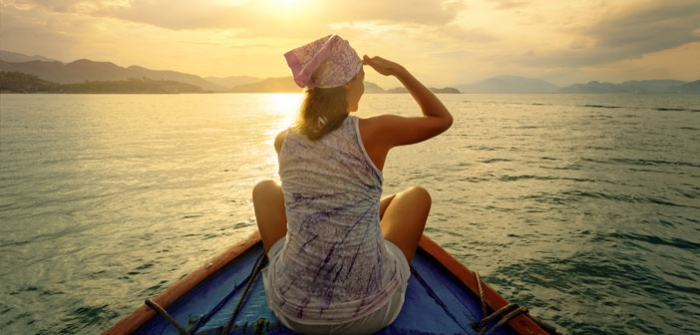Go Solo 10 reasons why women must explore new places alone