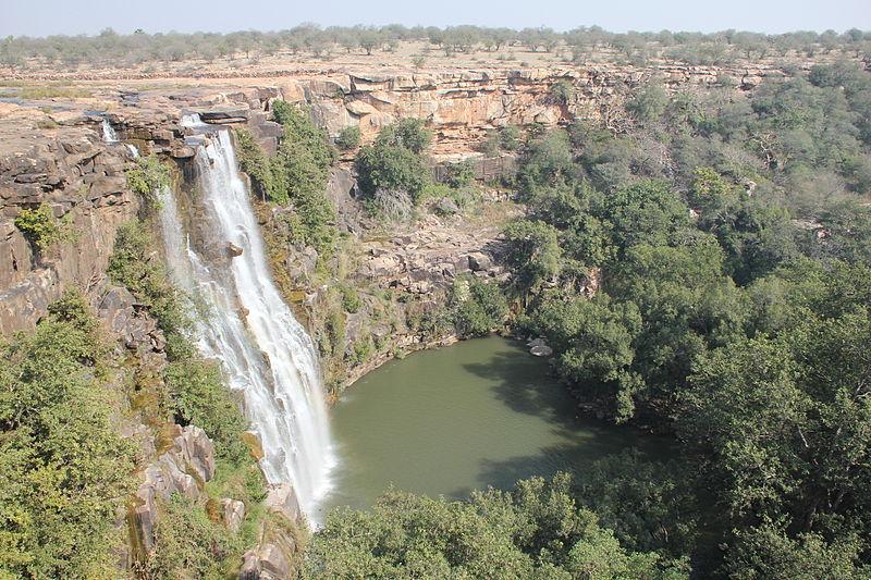 Bhimlat falls, Bundi