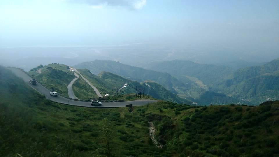 Darjeeling to Pelling road trip