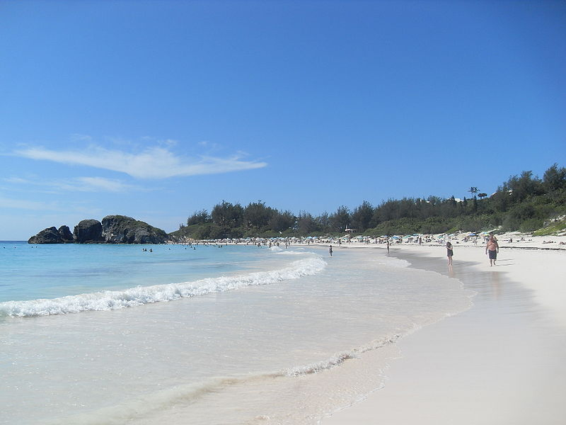 horseshoe bay beach