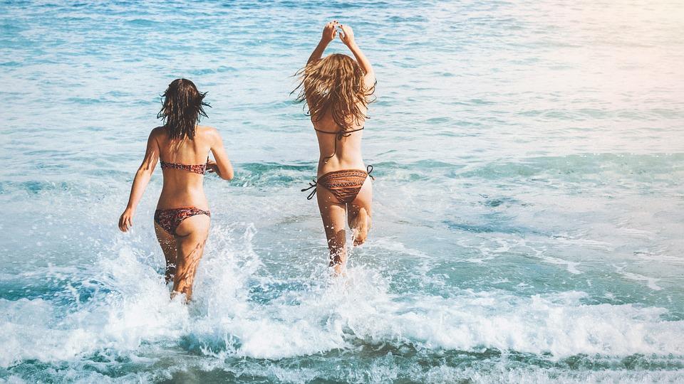 Bachelorette Party Destinations for beach loving girls