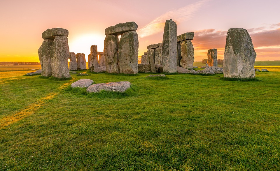 Stonehenge historical places