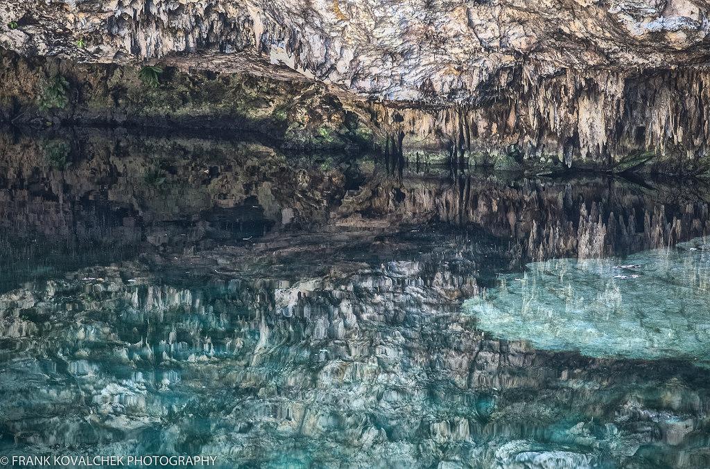 Cenote Ik-Kil, Playa Del Carmen