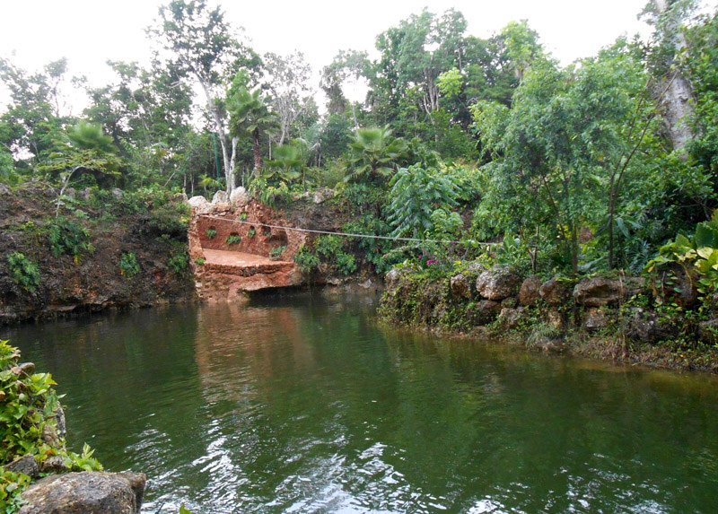 Cenote K'aak, Playa Del Carmen