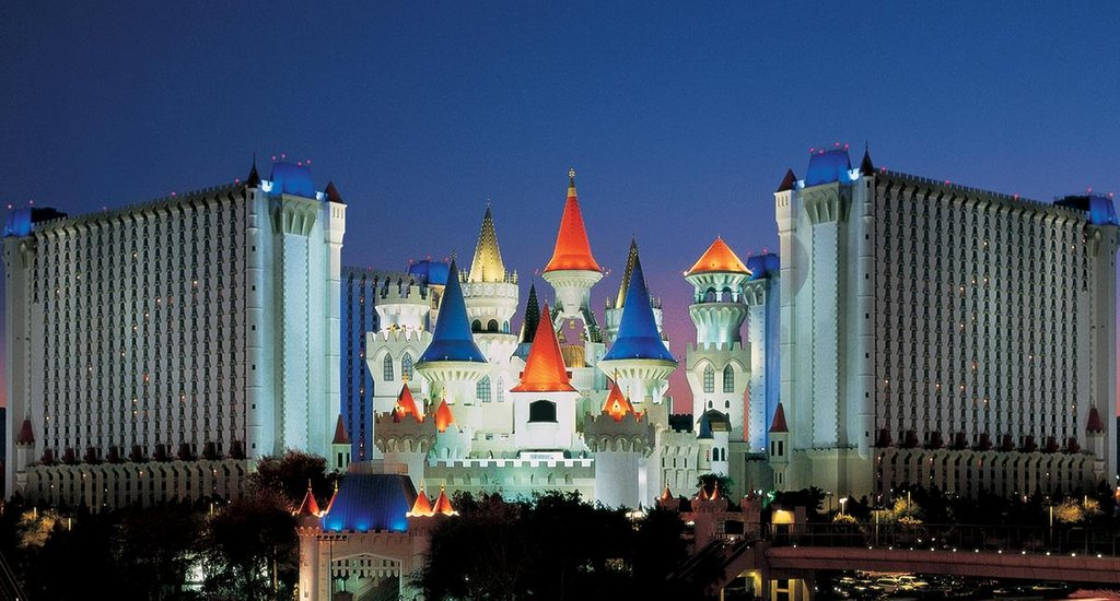 Excalibur Hotel, Nevada