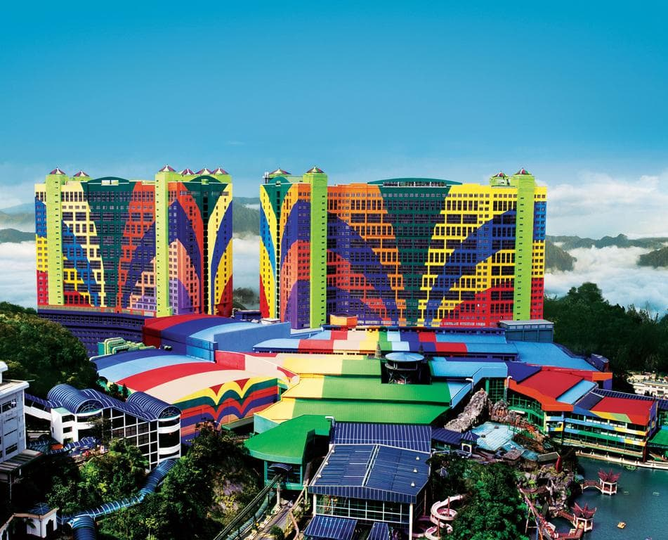 First World Hotel, Malaysia biggest hotels in the world