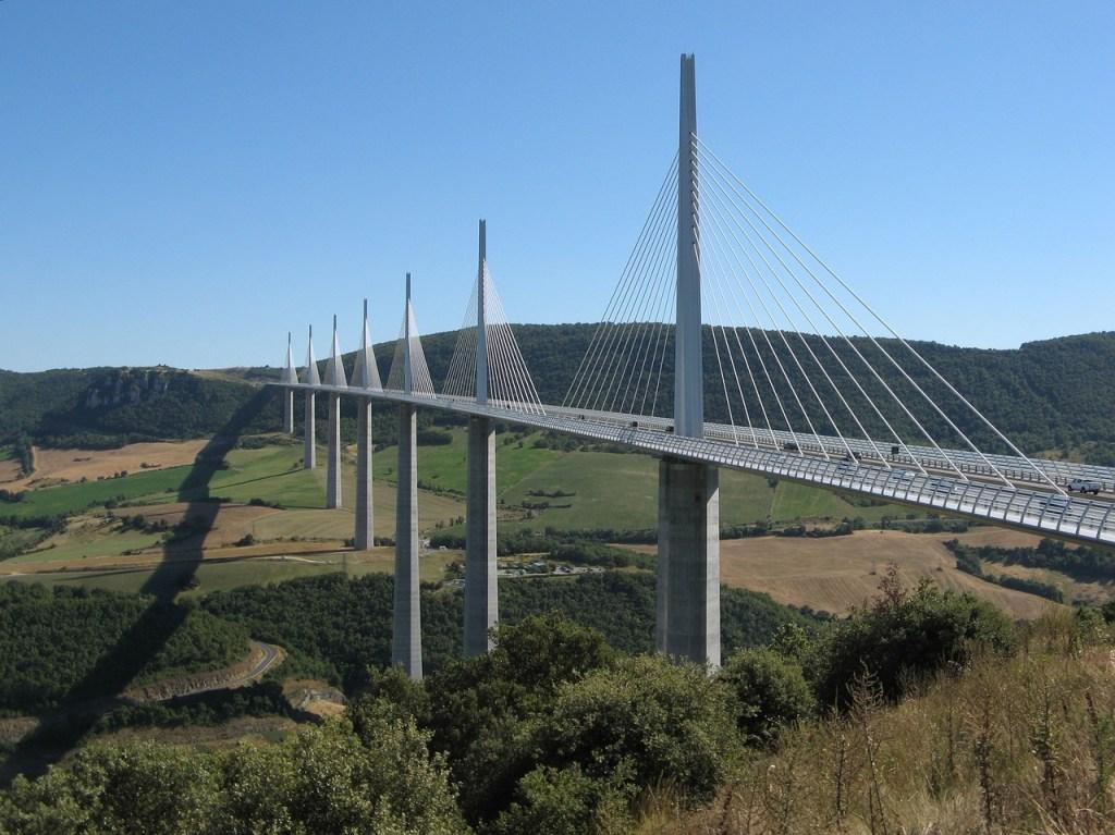 Millau Viaduct (Millau, France)