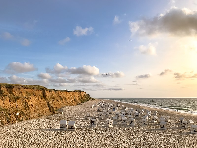 Buhne 16, Sylt, Germany