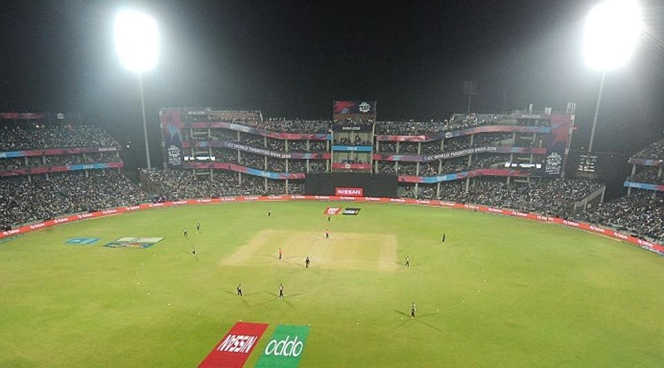 Feroz Shah Kotla, Delhi, India. Capacity: 40,000 : Largest Cricket Grounds In the World