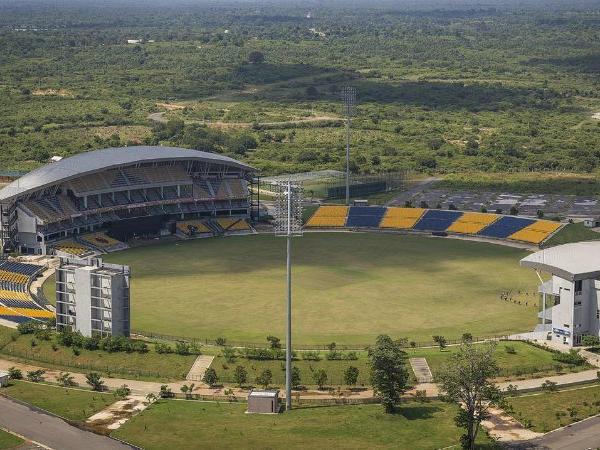 Galle International Stadium, Galle, Sri Lanka. Capacity: 35,000 : Largest Cricket Grounds In the World