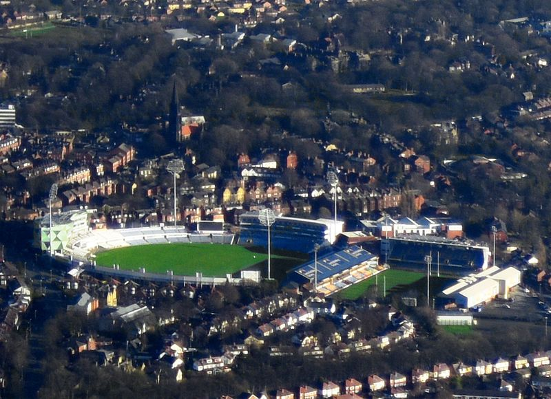 Headingley, Leeds Capacity: 17,000: Largest Cricket Grounds In the World