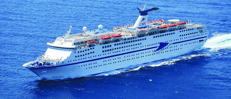 A Cruise and Maritime voyage aboard the Magellan