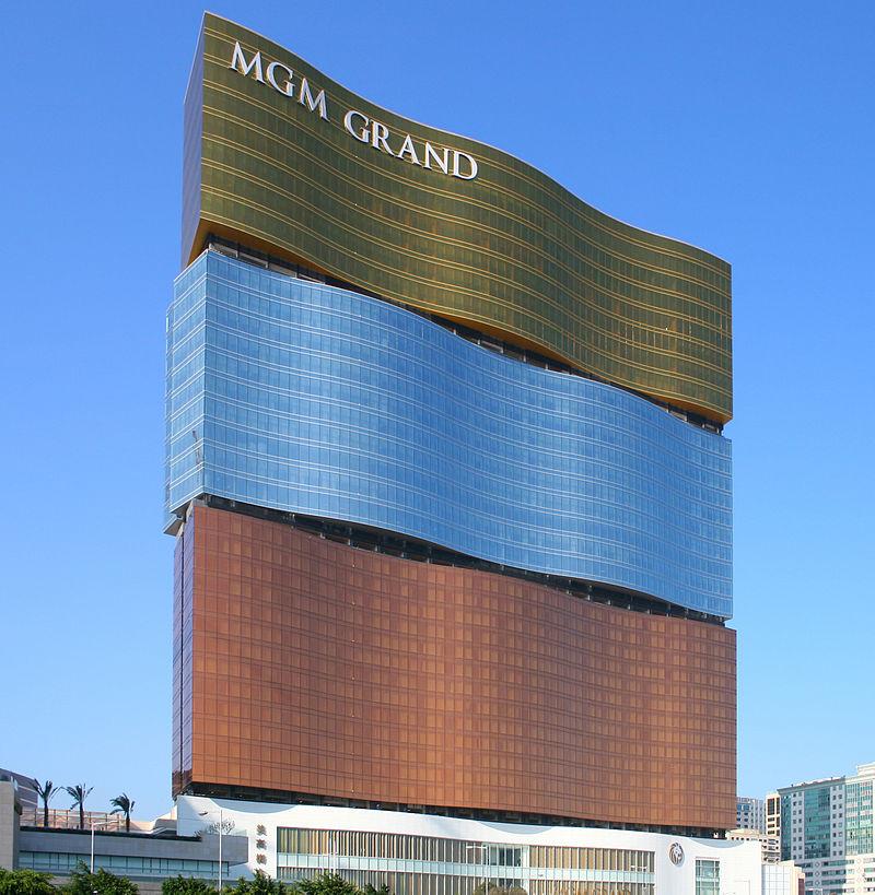 MGM Grand Macau, Macau, China