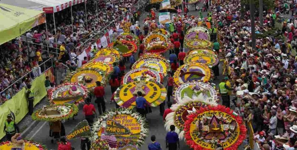 Medellin Feria de las Flores(Colombia, Medellin)