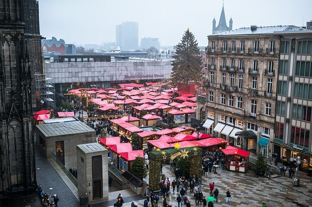 Cologne, Germany Christmas Markets in Europe