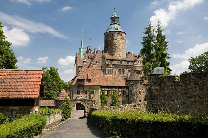 Czocha Castle: Harry Potter shooting Locations