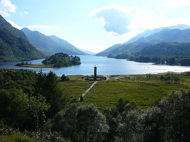 Loch Shiel: Harry Potter Filming Locations