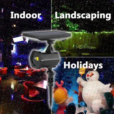 holiday christmas light projectors