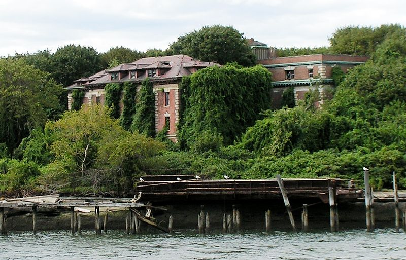 North Brother Island, United States