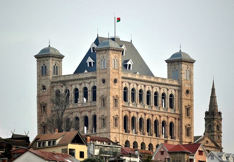 Visit the Queen's Palace things to do in Madagascar