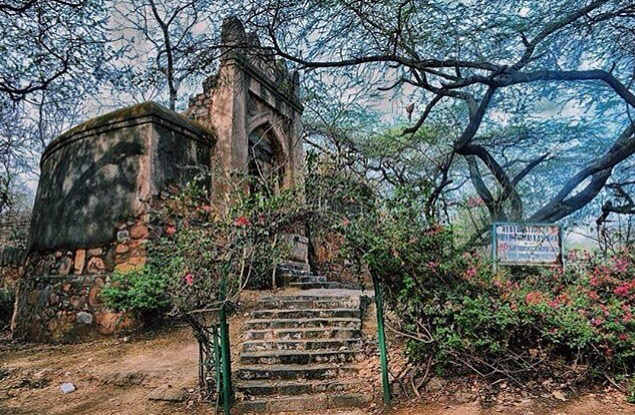 Haunted Places in India