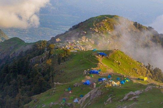 work from hills Dharamshala