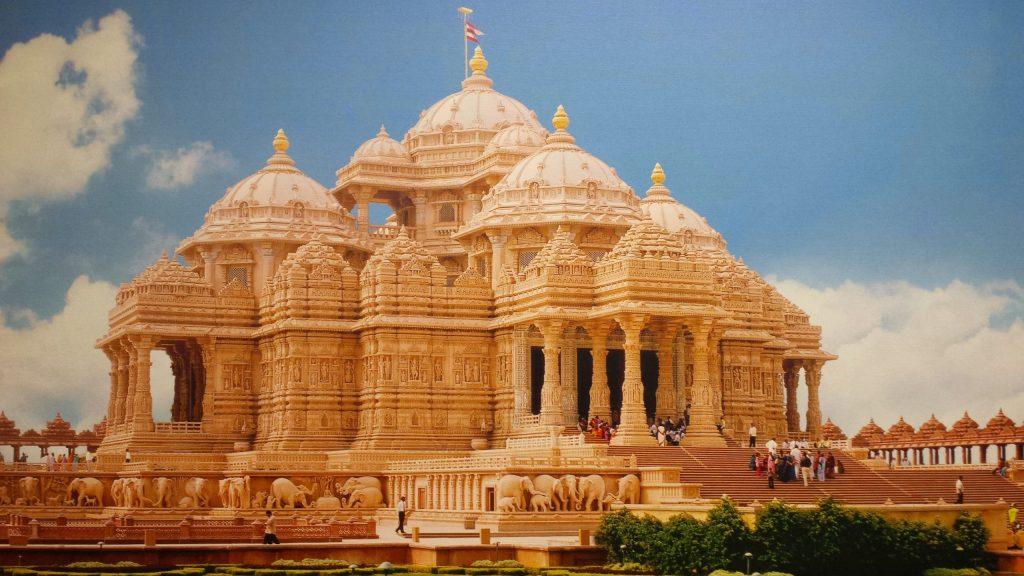 Akshardham Temple - Delhi