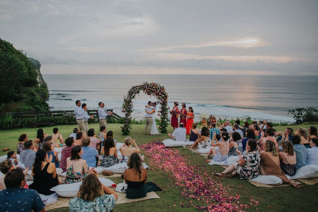 Bali, Indonesia Destinations for Wedding in the World