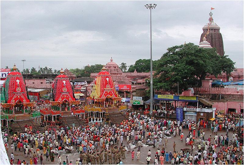 Lord Jagannath Temple - Puri, Odisha
