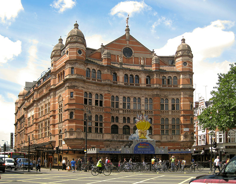 Watch a West End Musical