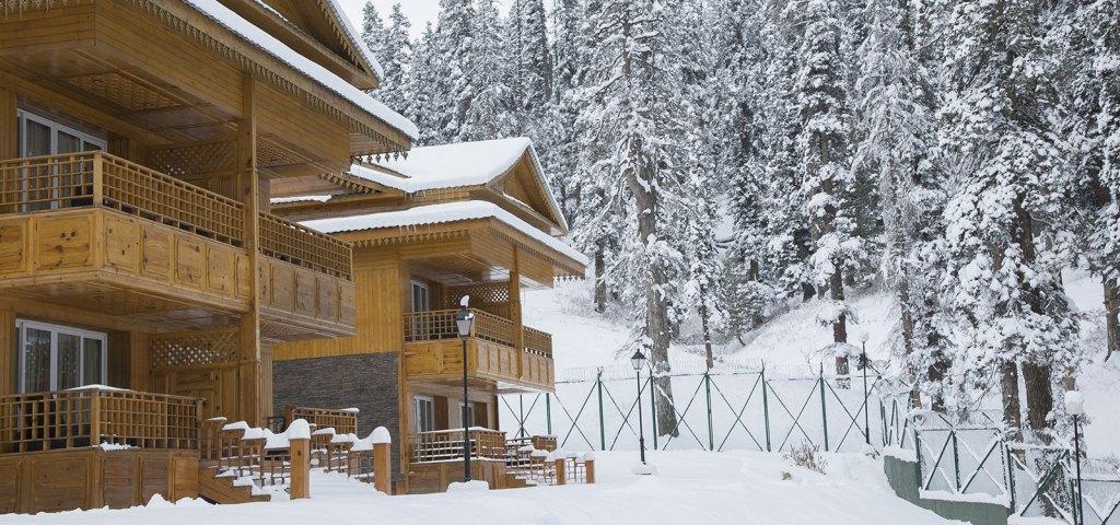 Khyber Himalayan Resort, Gulmarg