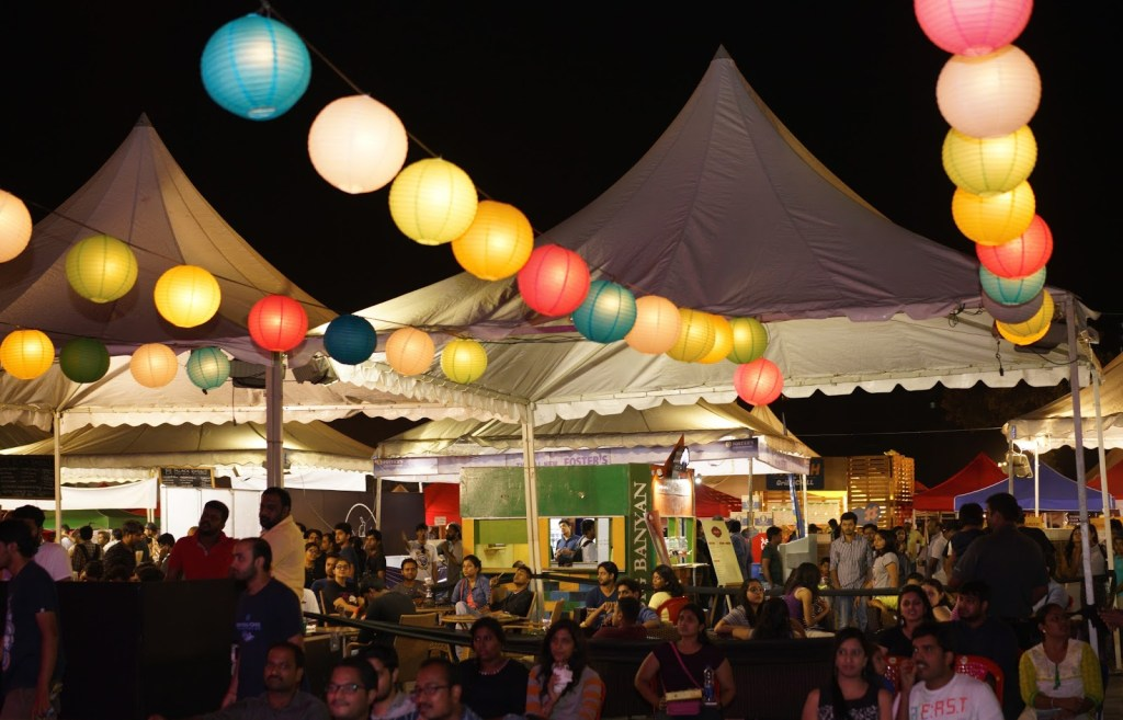 Bengaluru Food Fete