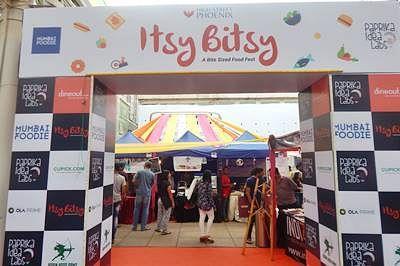 Itsy Bitsy Food Festival