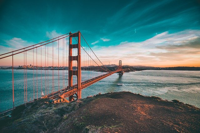 Things to do in San Francisco: Golden Gate Bridge