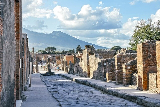 Things to See in Sorrento: Pompeii