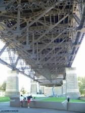 Sydney_under the Harbour Bridge