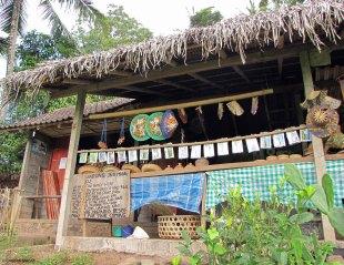 Warung @Kastala Rice Terraces