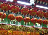 Decorations in Chinatown