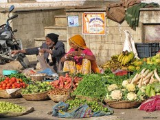 life in Pushkar