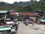 Banaue, la piazza. Filippine. Cabiria Magni